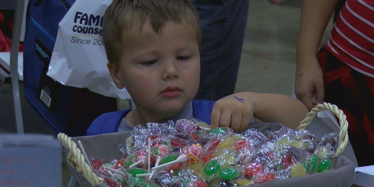 Families, Inc. hosts bash to help kids get ready for school
