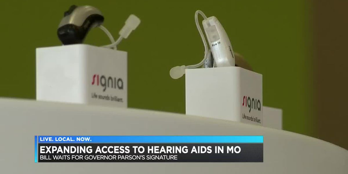 Expanding access to hearing aids in Mo.