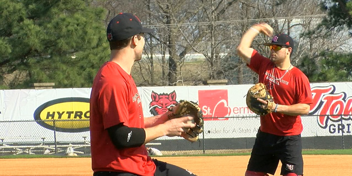 Justin Felix & Alex Howard enjoying comeback seasons with the Red Wolves