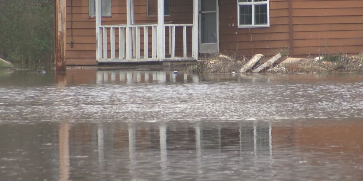 Arkansas governor requests disaster declaration for flooding