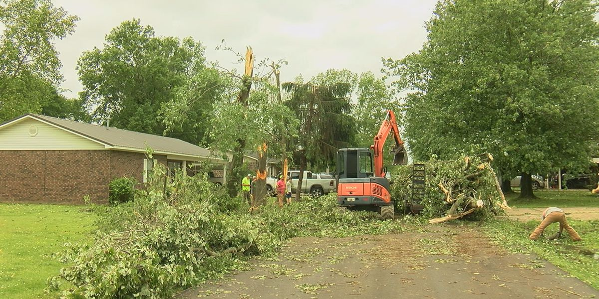 No tornado damage found in Lawrence & Randolph Counties
