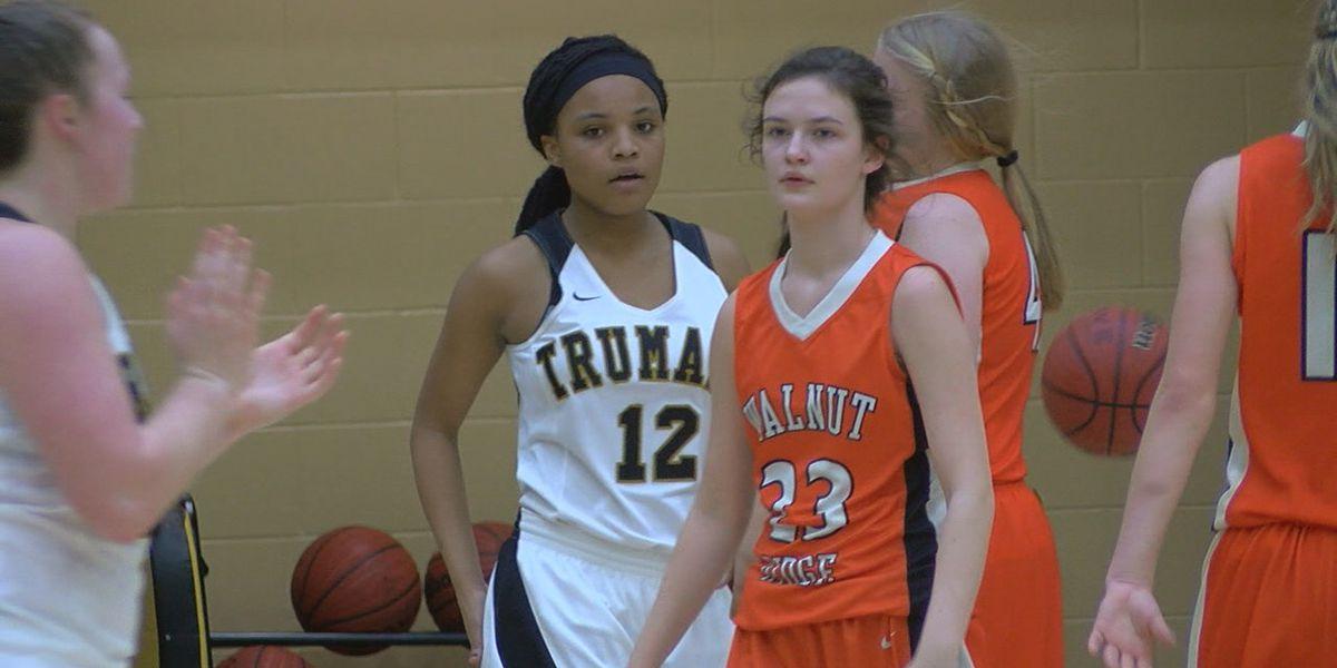 Trumann girls roll past Walnut Ridge for 3A3 win