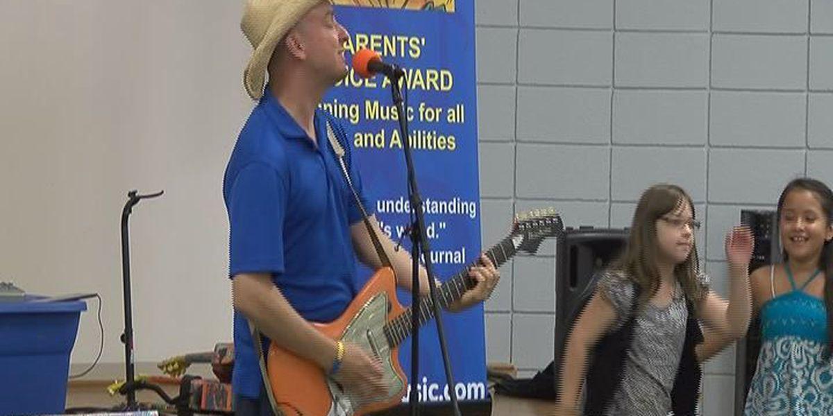 Parents' Choice Award winner teaching through music