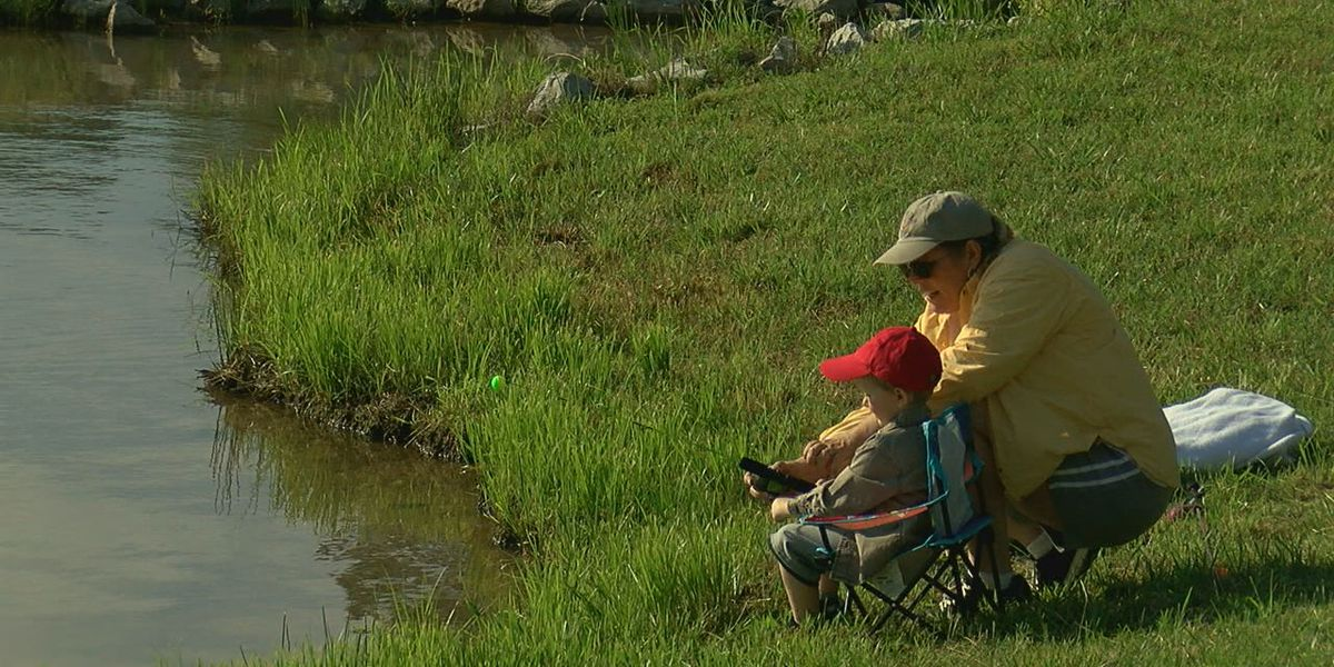 Fishing derby teaches fun, helps children learn the outdoors