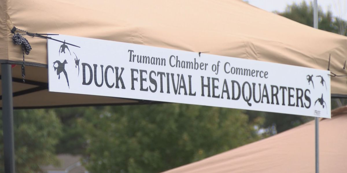 Trumann hopes to bring community together with Wild Duck Festival