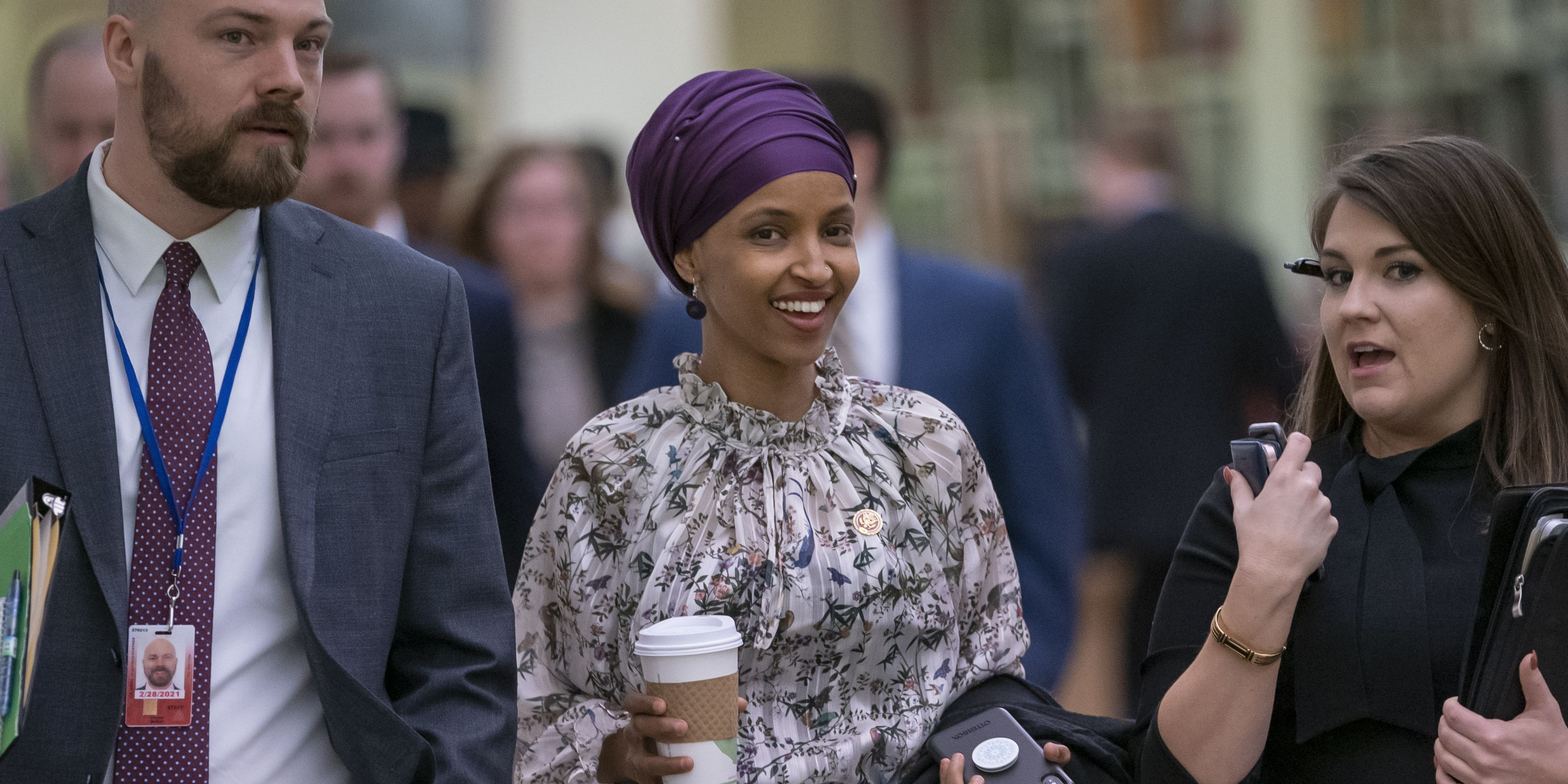 Dems struggle to respond to Rep. Omar over Israel comments