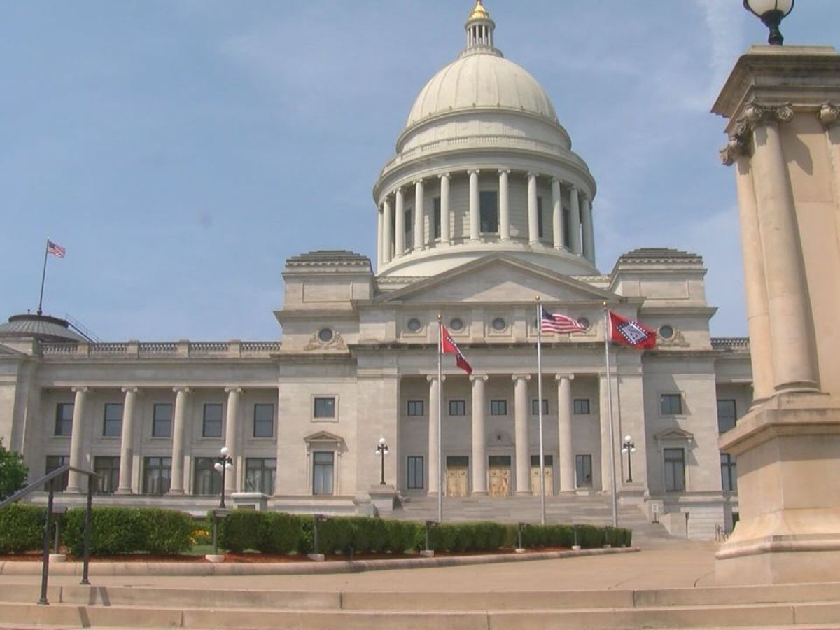 Arkansas governor announces 15 new cabinet secretaries