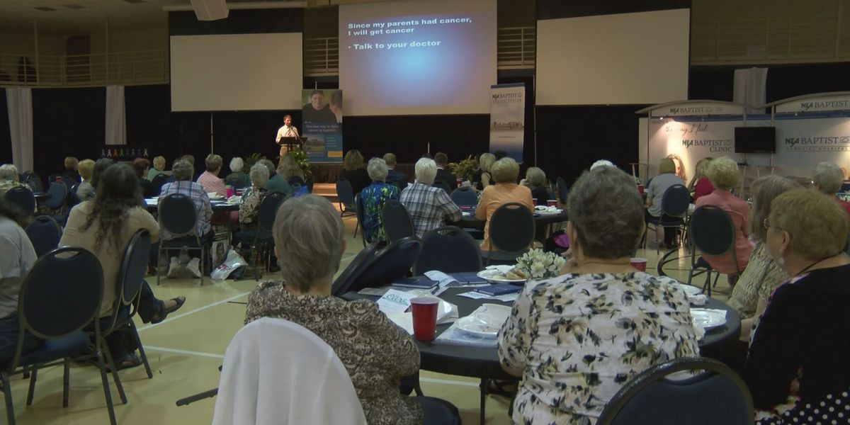 Luncheon held to inform about ovarian cancer