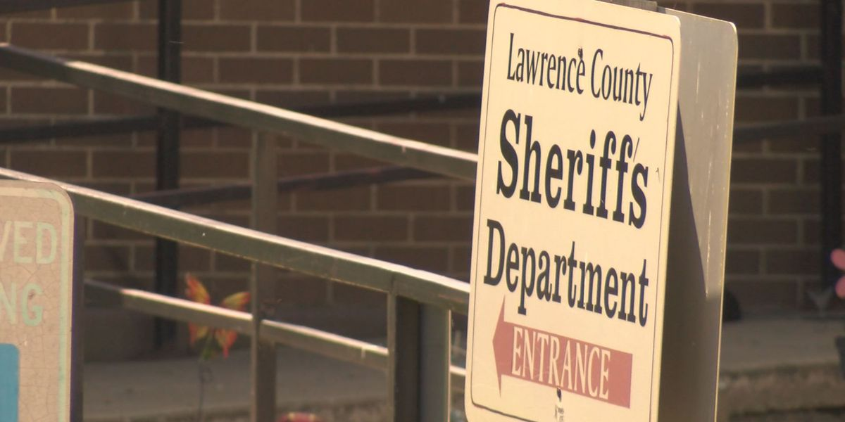 Detectives working 2 burglaries in Lawrence County