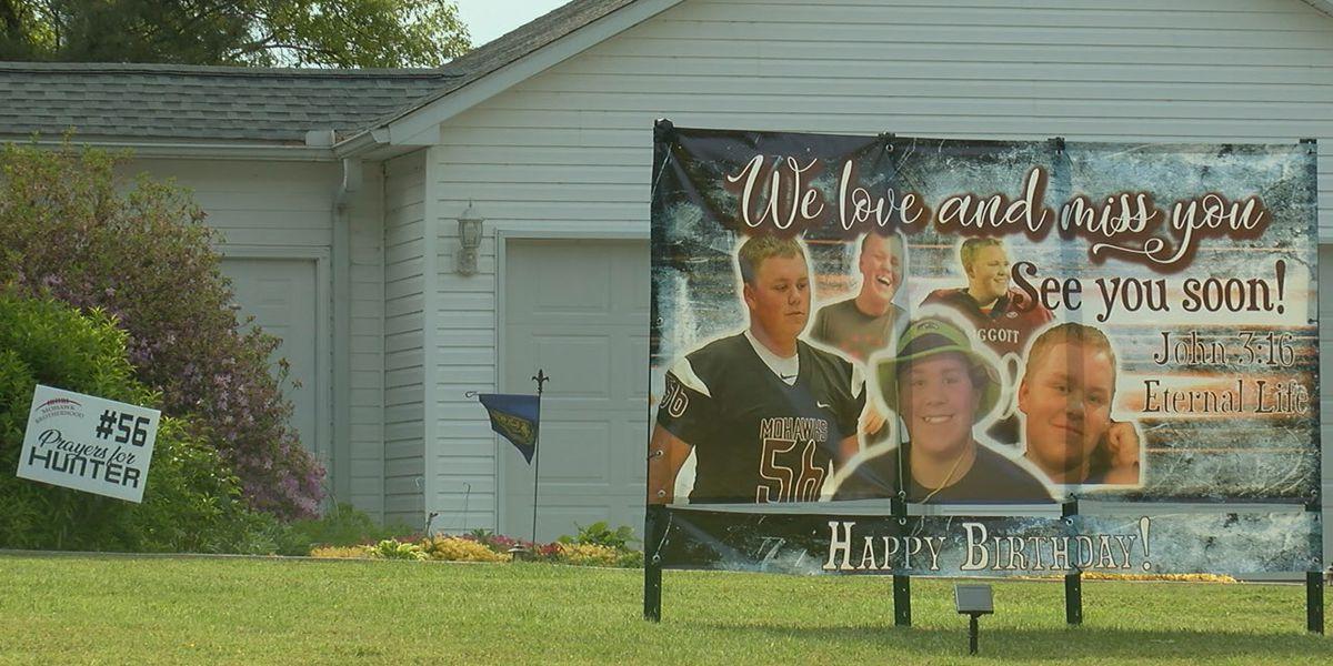 Piggott to name stadium after Hunter Midkiff, family creates scholarship fund