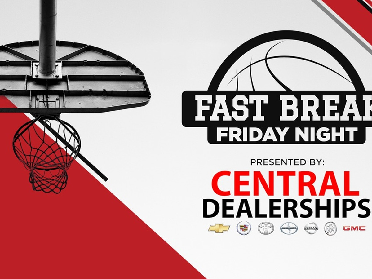 Fast Break Friday Night - 1/18