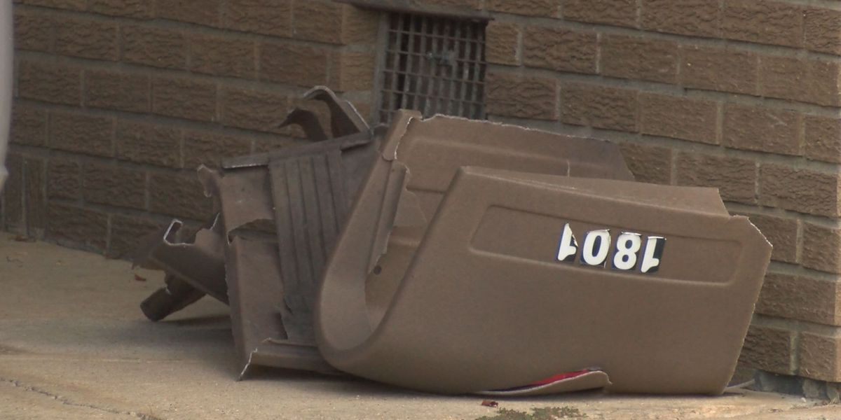 Police investigating after mailbox explodes