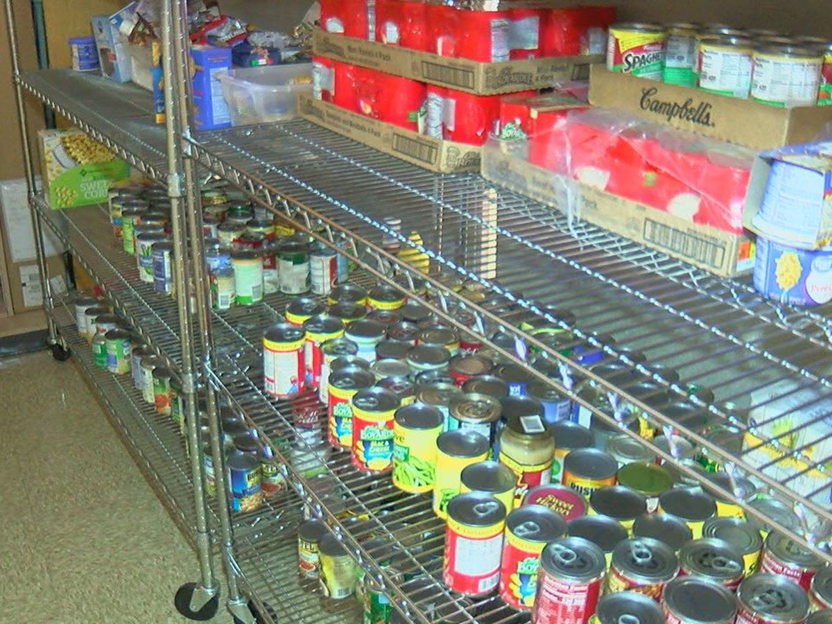 Food pantry in need of food donations for students