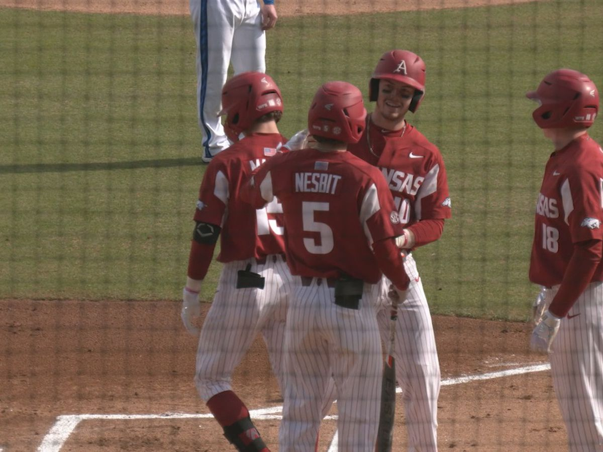 Diamond Hogs move to 2-0 with Saturday win over Eastern Illinois