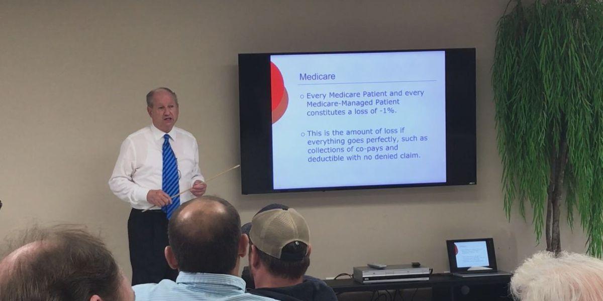 Piggott city council tables discussion of hospital's utility rates