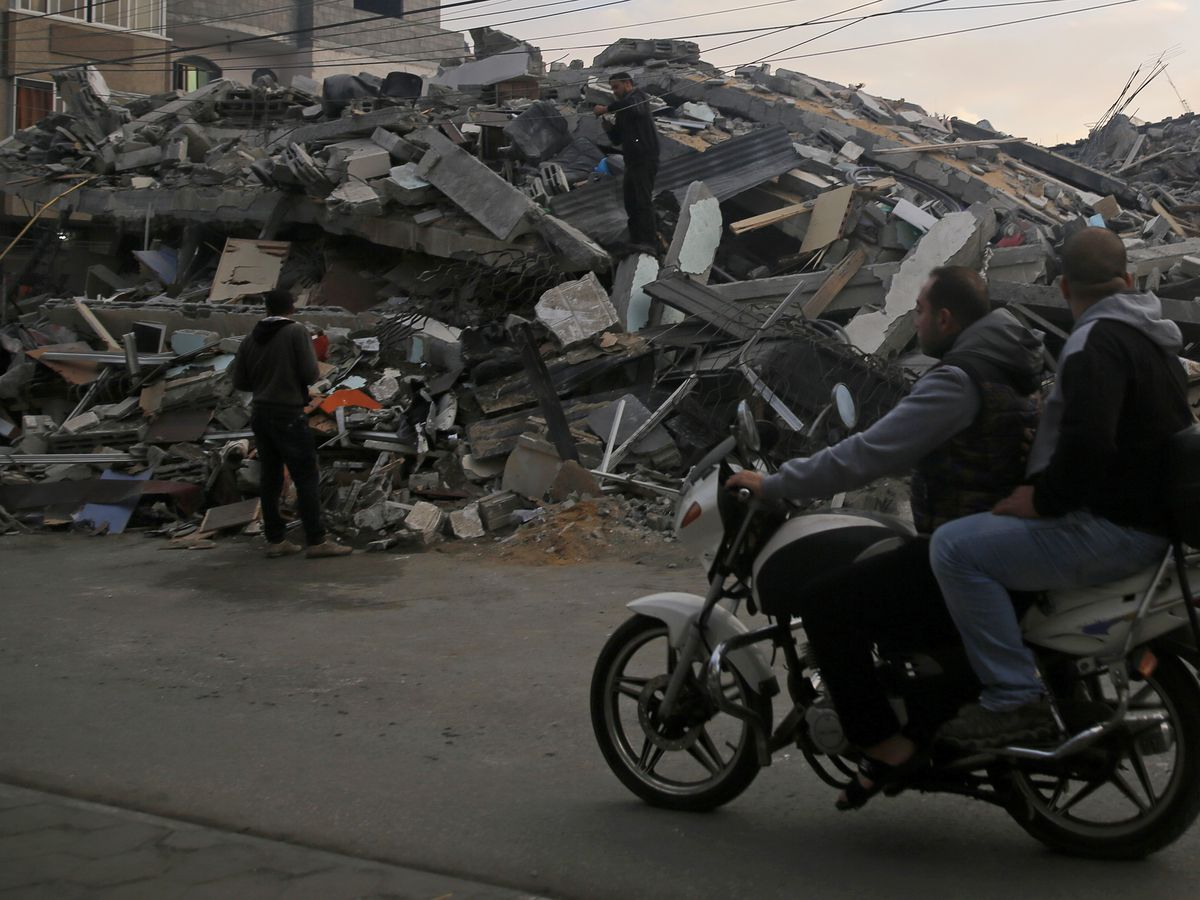 The Latest: Israeli defense minister resigns over Gaza truce