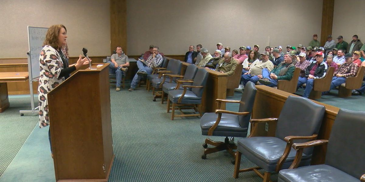 Greene Co. holds meeting to educate on property taxes