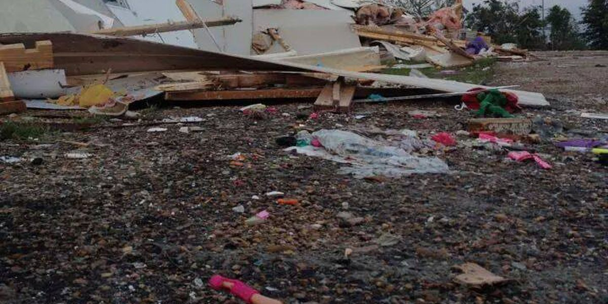 Mobile home dwellers should take precautions during severe weather