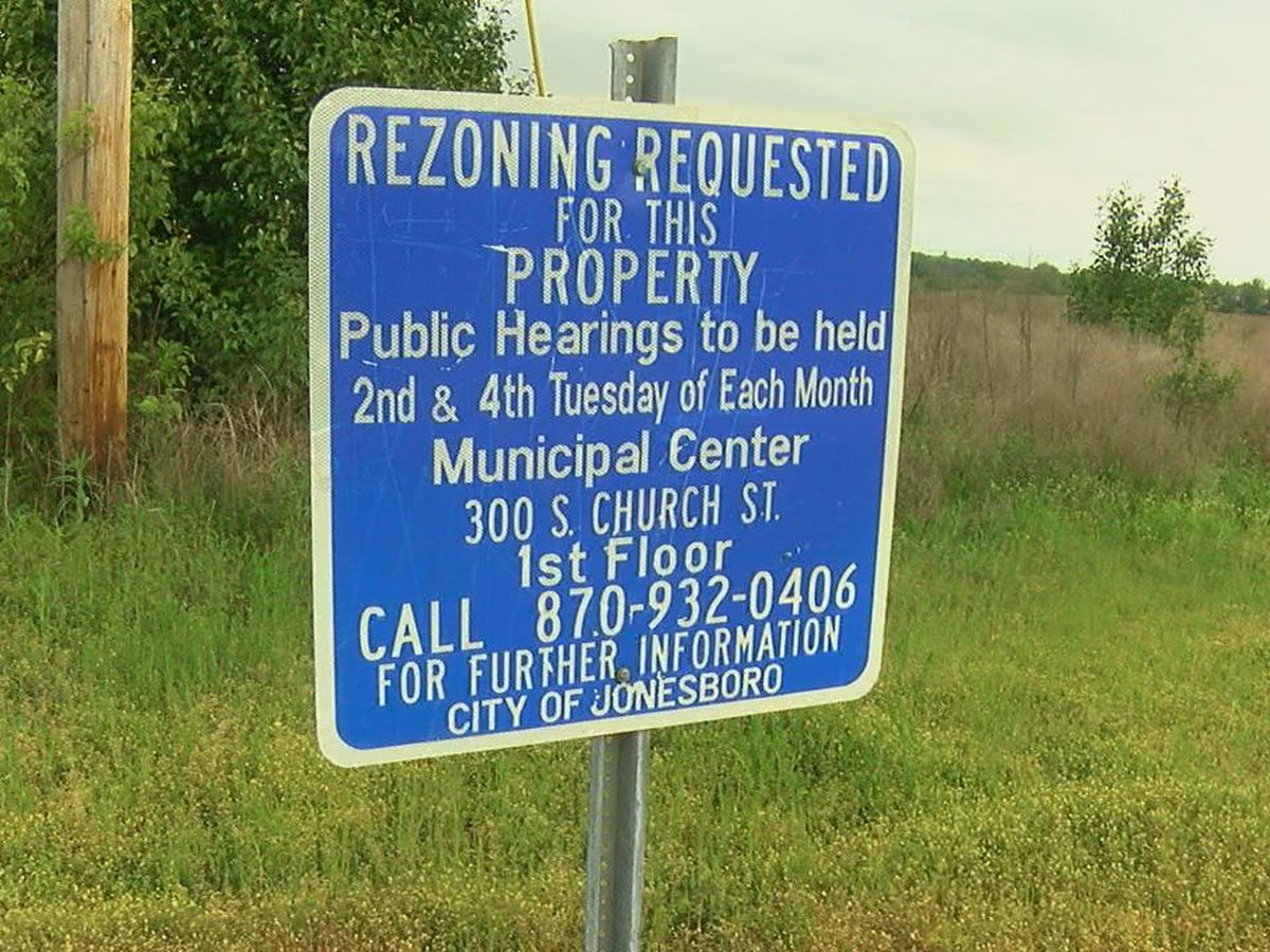 Jonesboro city council discusses Southwest Drive rezoning