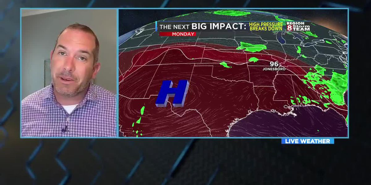 Ryan's Sunday 5PM Forecast (8/9/2020)