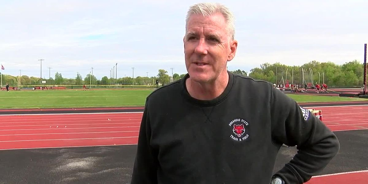 Red Wolves Raw: Dr. Jim Patchell on Arkansas State track & field ahead of 2021 Red Wolves Open