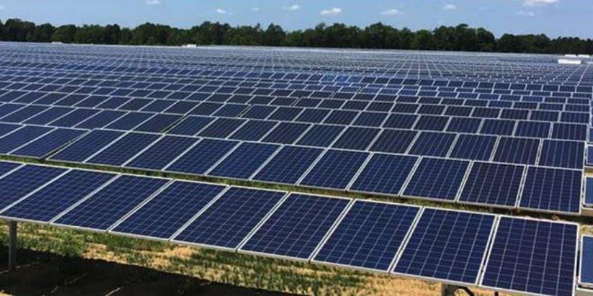 Solar powered partnership brightens Arkansas school's future
