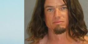 Florida man charged with throwing son into ocean to 'teach him how to swim'