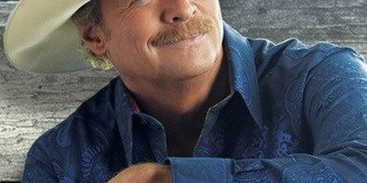 Alan Jackson coming to Arkansas in 2018