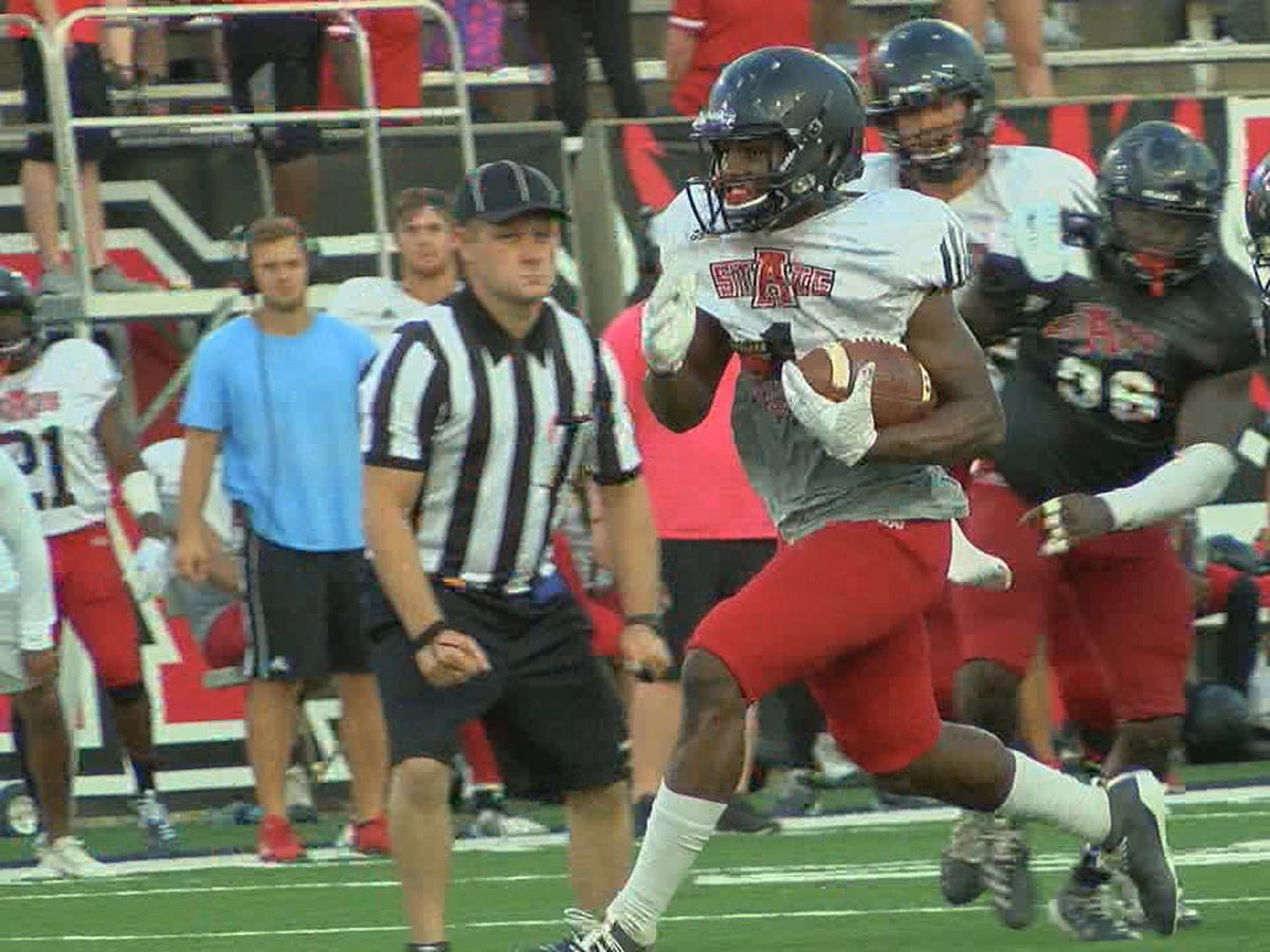 Offense explodes in second Arkansas State football team scrimmage