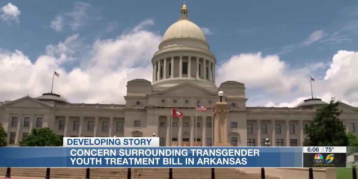 Will controversial transgender laws hurt Arkansas?