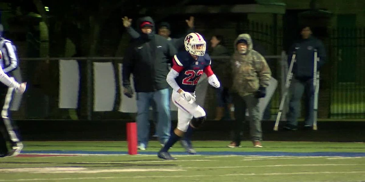 Marion wins the Yarnell's Sweetest Play of the Week (11/7 & 11/8)