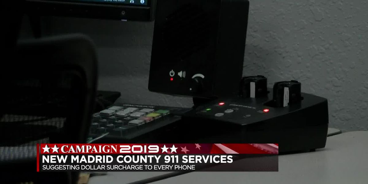 New Madrid Co. suggesting $1 surcharge for every phone