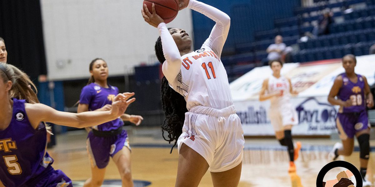 Nettleton alum Dasia Young named OVC Women's Basketball Player of the Week