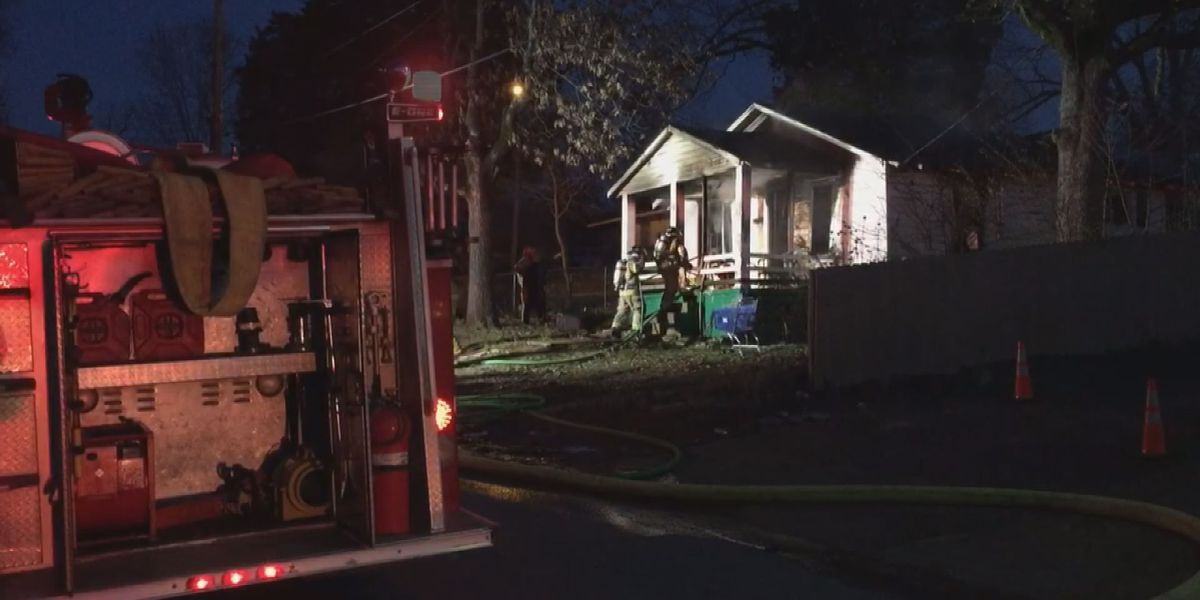 Crews investigating Batesville house fire