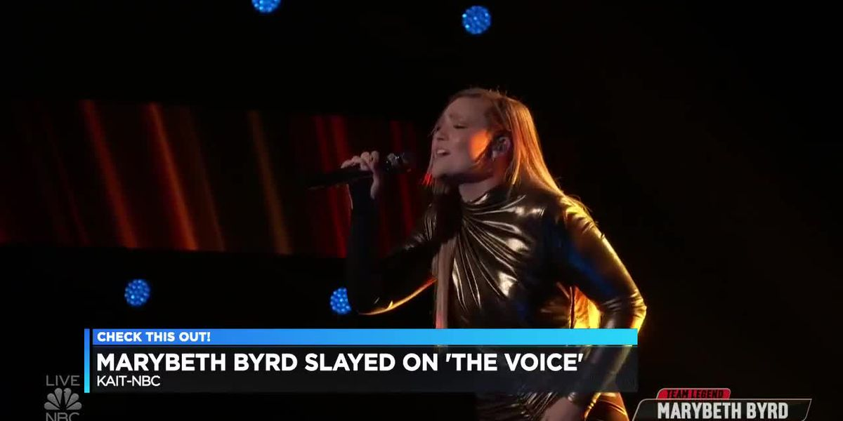 Marybeth Byrd continues journey on the Voice