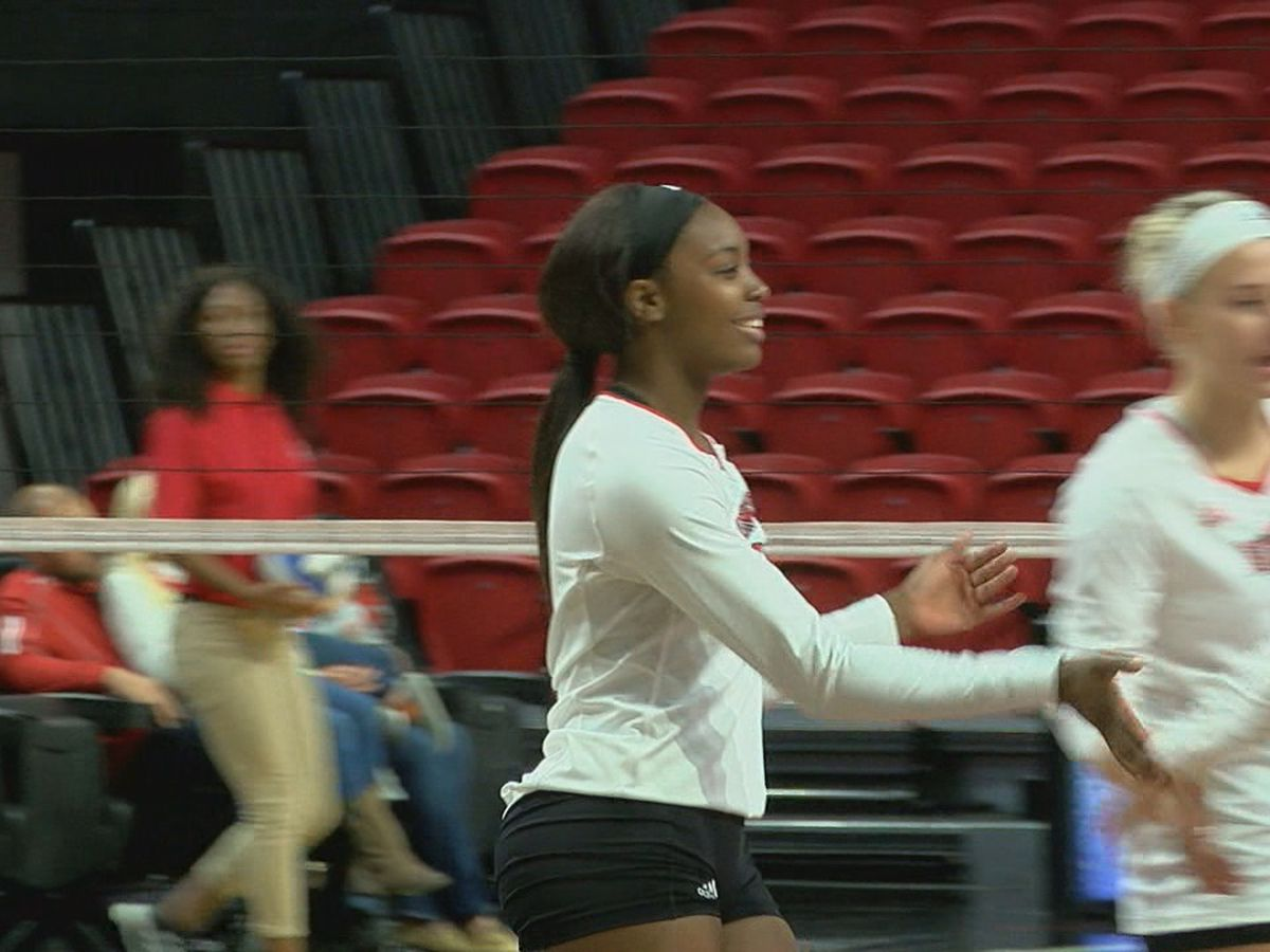 A-State volleyball's May wins Sun Belt Conference Player of the Week