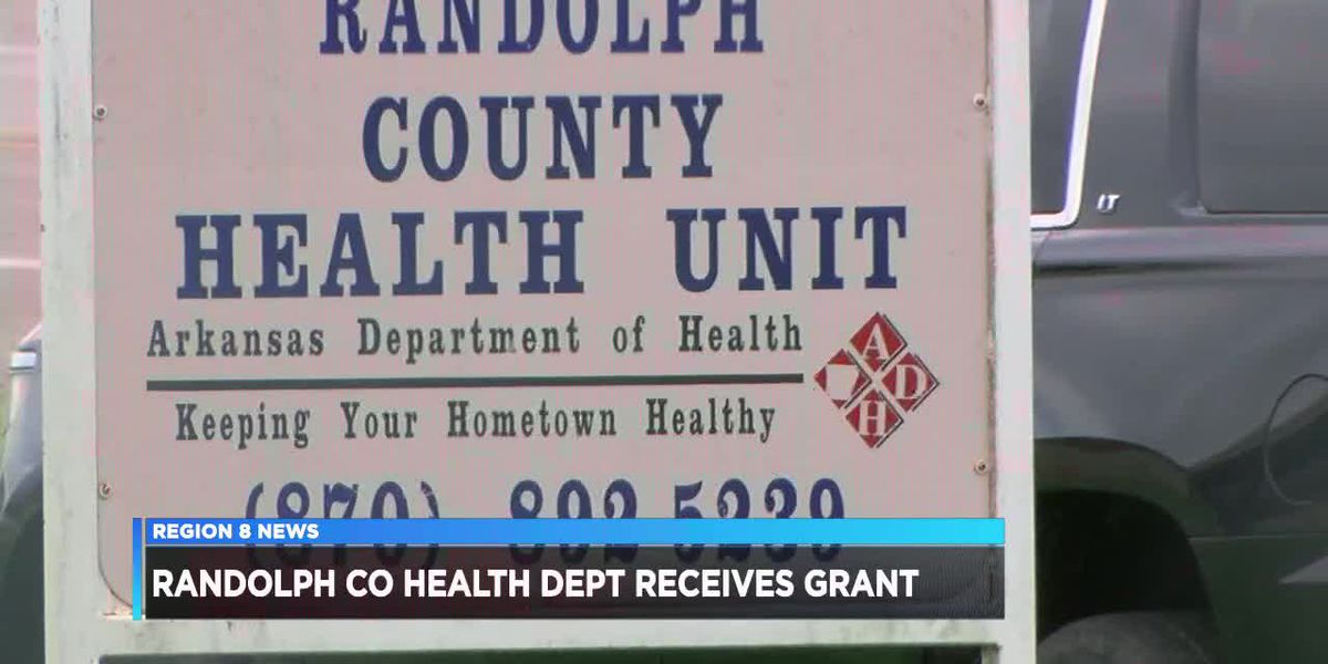 Randolph County receives grant for new health department
