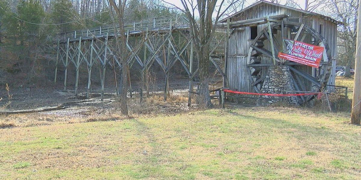 Group seeks to renovate Water Wheel in Sharp County