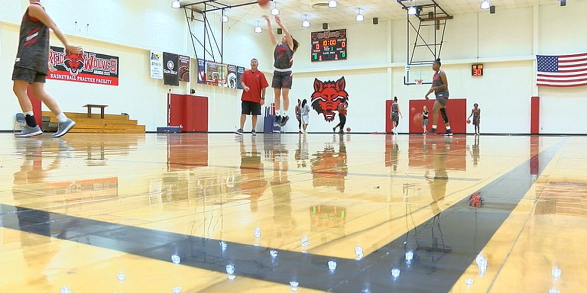 Arkansas State women's basketball tips off preseason practice