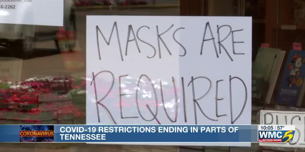 Some counties to lift mask mandates and business restrictions after governor's order