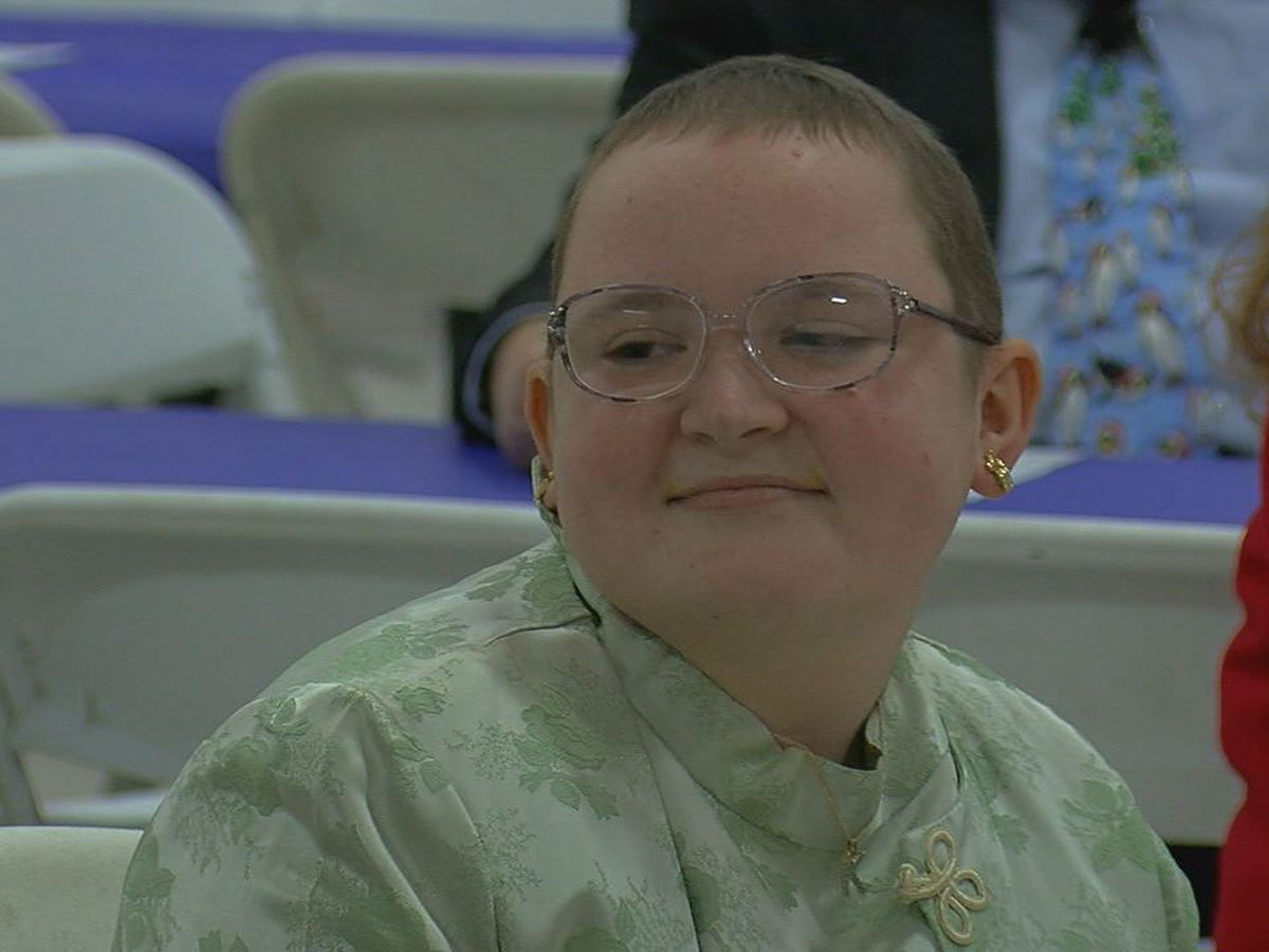 Teen receives wish, going to the Big Apple