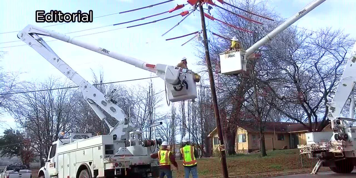 A Better Region 8: Thanks to electric crews