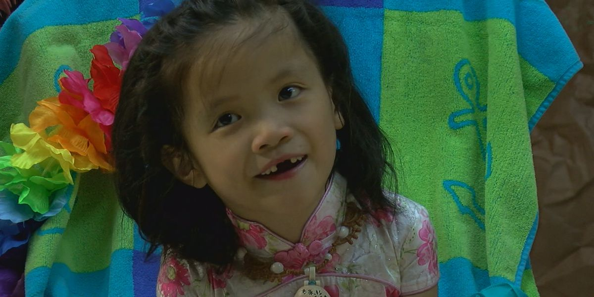 Family off to Hawaii after wish granted for RaeAnn
