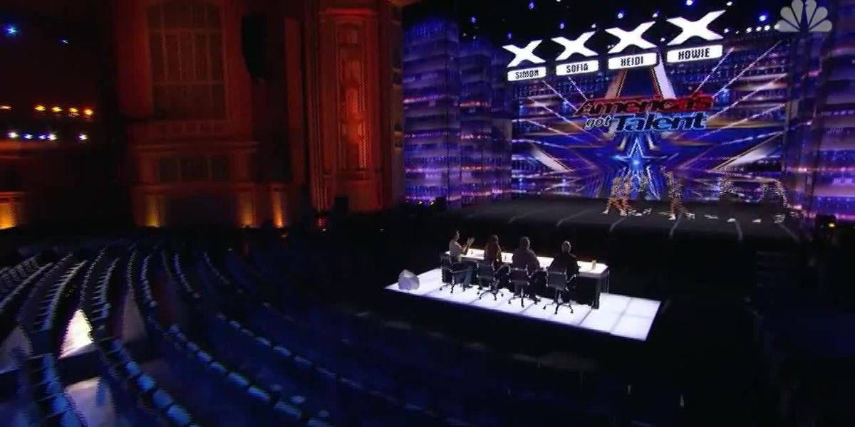 COVID-19 shakes up 'America's Got Talent' show on NBC