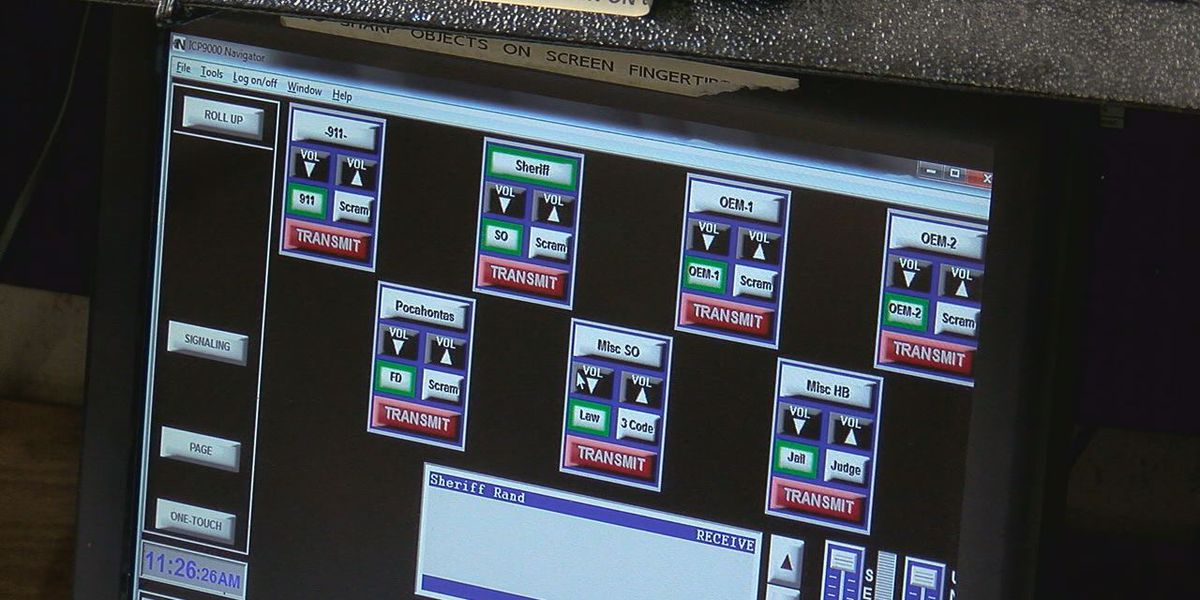 Randolph County 911 getting new radio system