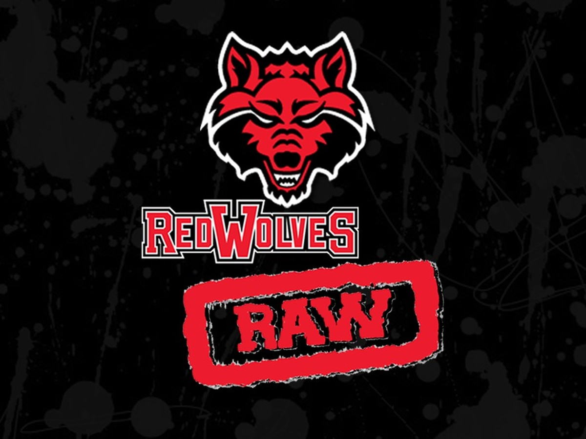 Red Wolves Raw: Football preps for Troy, Basketball teams continue preseason practice