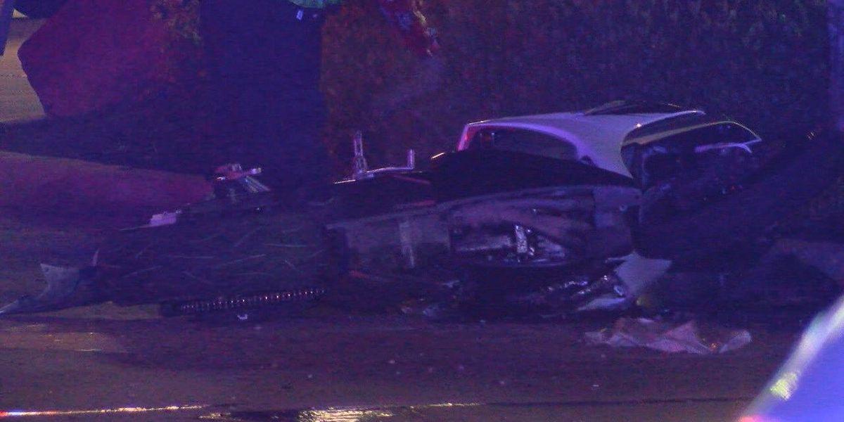 UPDATE: Crash on Hilltop sends motorcyclist to Memphis hospital