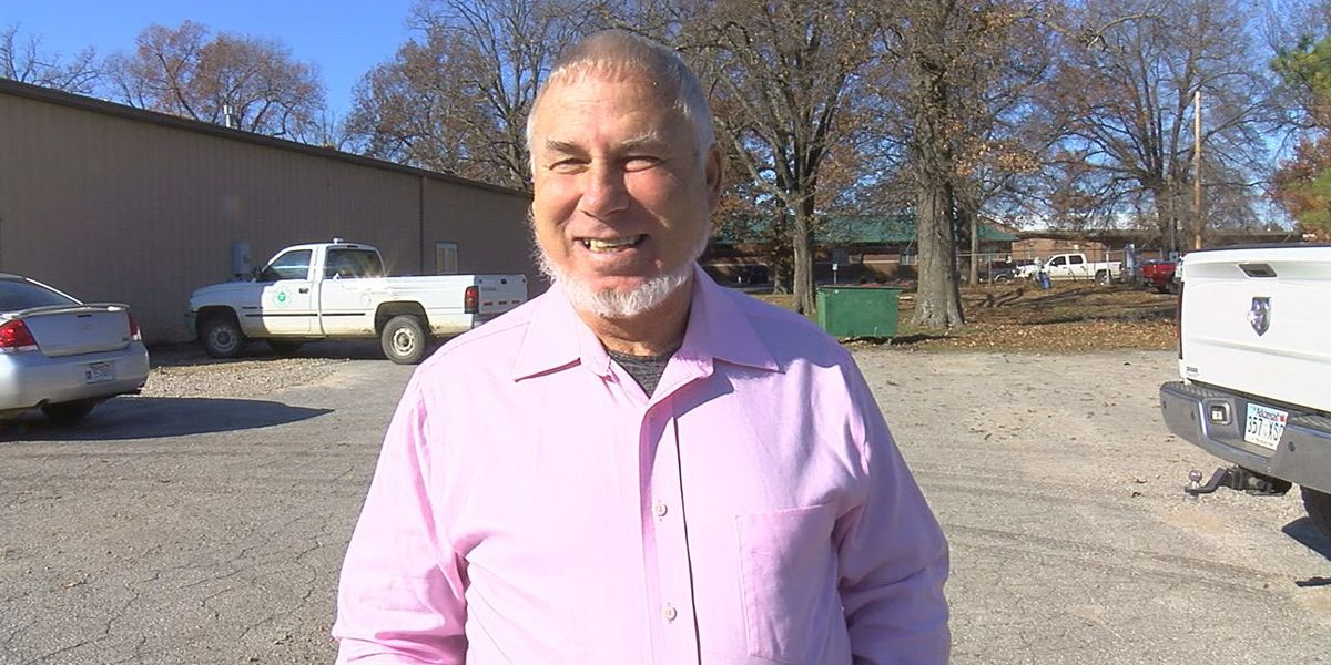 New mayor taking office in Hoxie