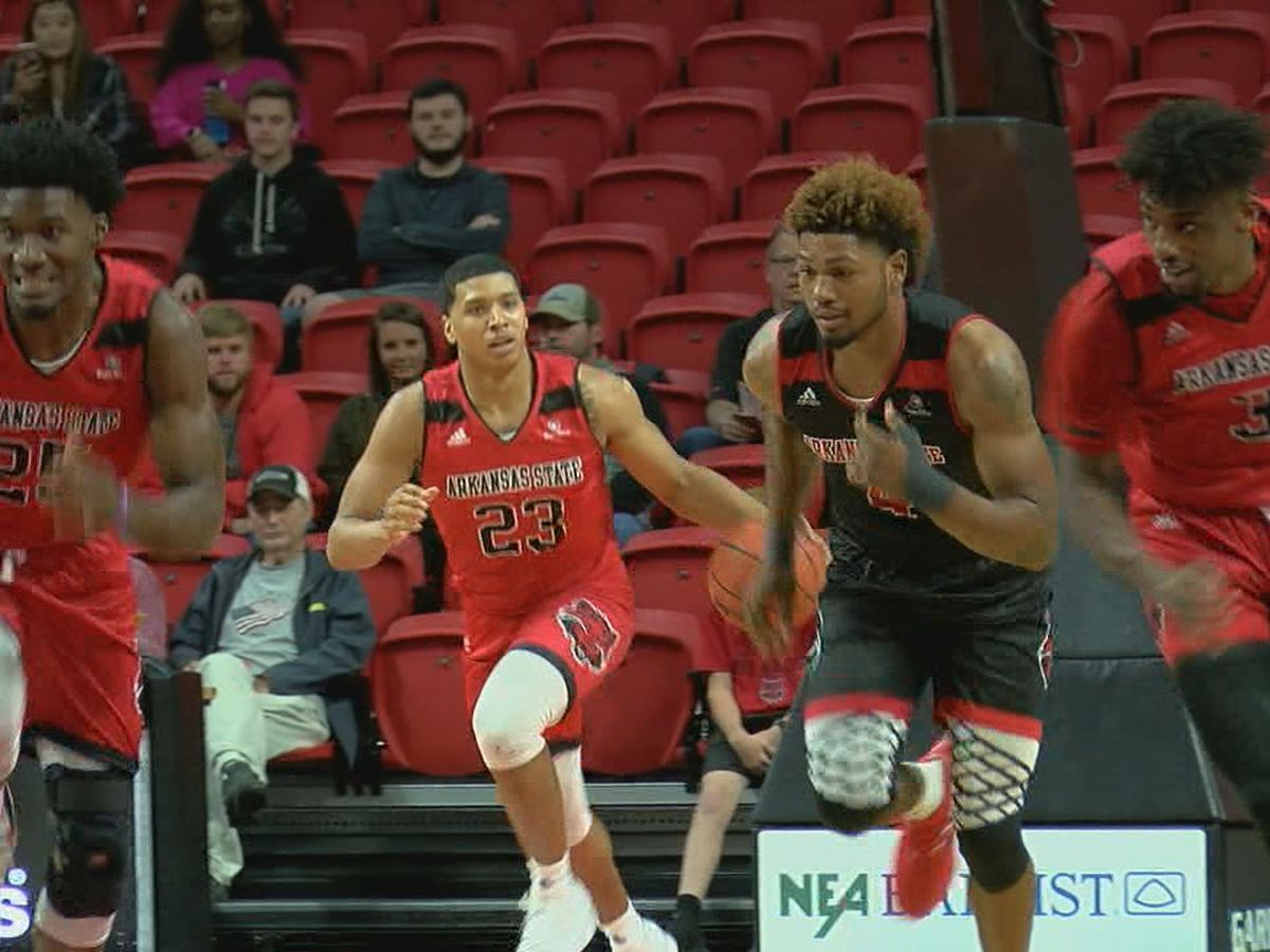 Arkansas State basketball Scarlet & Black Scrimmage set for Monday