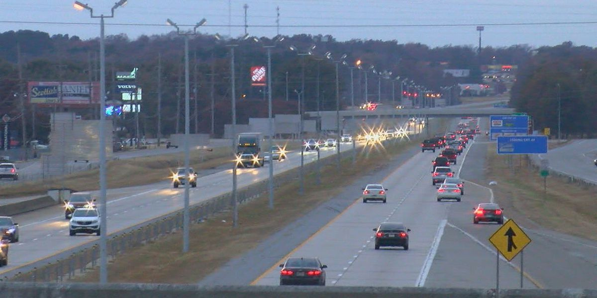 Reconstruction of I-555 in Jonesboro to begin Thursday